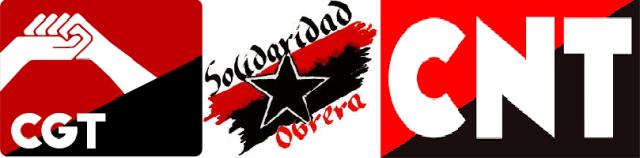 CGT, Solidaridad Obrera, CNT